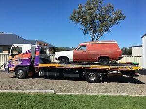 TILT TRAY TOWING SERVICES  Rutherford Maitland Area Preview