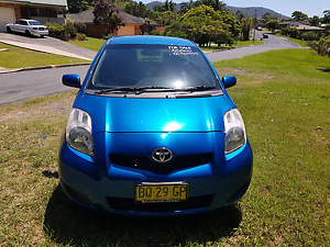 2010 Toyota Yaris Hatchback Coffs Harbour Coffs Harbour City Preview