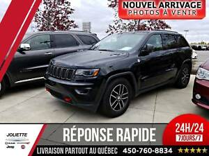 2018 Jeep Grand Cherokee Trailhawk, V6, 4X4, NAV.