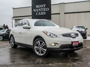 2015 Infiniti QX50 AWD | NAVIGATION | SUNROOF | 360 CAMERA