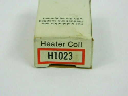 EATON-CUTLER HAMMER H1023 THERMAL OVERLOAD RELAY HEATER ELEMENT