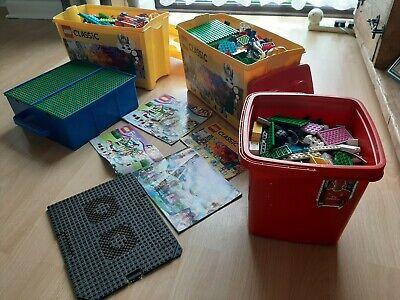 Lego bundle job lot about 8kg