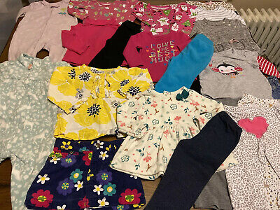 12 Month 12-18 Months Baby Girl Fall Winter Clothes Lot