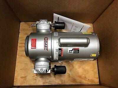 Gast 4hcj-10-m451x Oilless Air Compressor