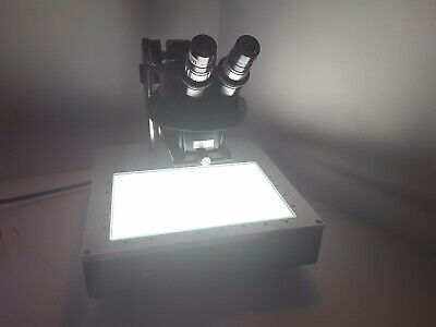 Bausch Lomb Stereo Microscope W Lighted Base 2