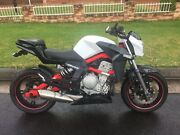 2012 cf moto 650 nk lams approved. Rego. 8000 Kms $2500 Forestville Warringah Area Preview