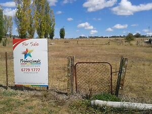 1/2 Acre vacant land Guyra Guyra Area Preview