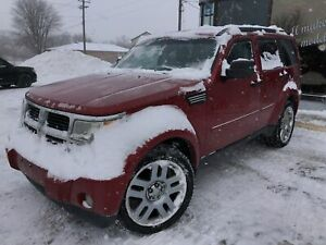 2008 Dodge Nitro CALL 519 485 6050 CERTIFIED SE