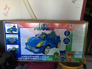 Brand new in the box never opened pj max electric car