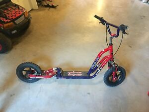 Kids Scooter Dual Suspension