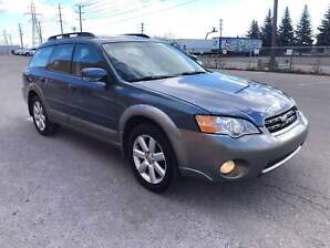 2006 Subaru Outback 2.5i Special Edition - CERTIFIED