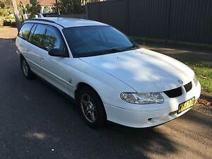 2000 Holden Commodore Wagon AUTO - CHEAP Lakemba Canterbury Area Preview