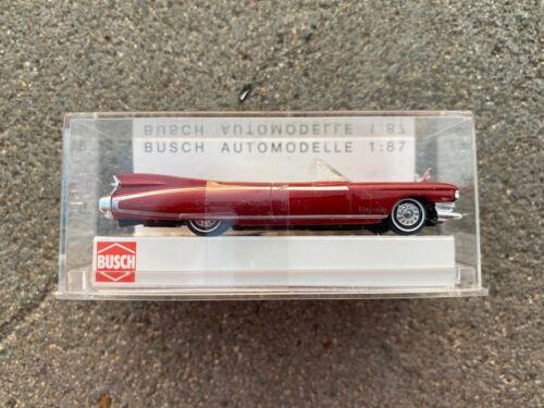 Rodeo Car Busch 45116-1//87 Neu H0 Cadillac Eldorado