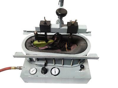 Shoe Press For Sneakers Repair Manufacture Pressure 15 Lbsq.inch