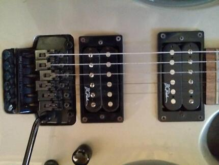 BC Rich zombie platinum series Cooloongup Rockingham Area Preview