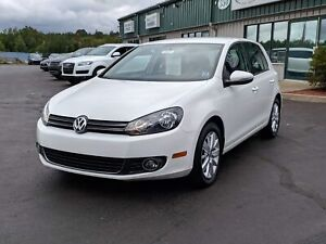 2012 Volkswagen Golf 2.0 TDI Comfortline TDI/LOW KMS/CRUISE