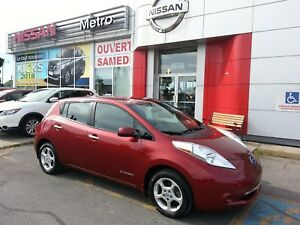 2015 Nissan Leaf SV GPS MAGS CHARGE RAPIDE