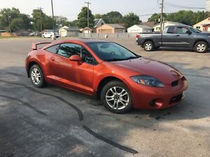 07' Mitsubishi Eclipse SAFETY/ heated seats / CLEAN / sunroof