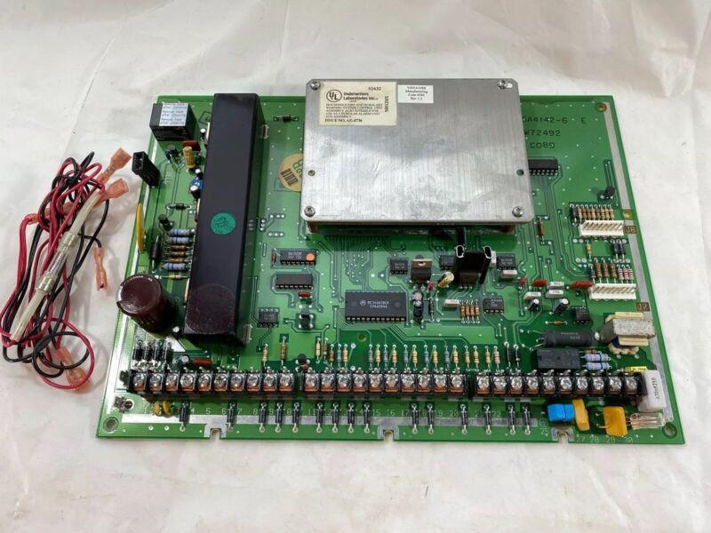 Honeywell Ademco Vista 128B Control Panel Circuit Board Fire Burglary Security