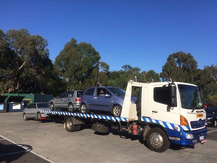 tow truck service Melbourne CBD Melbourne City Preview