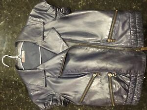 Women's Prada leather vest