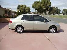 2010 Nissan Tiida Sedan Perth Region Preview