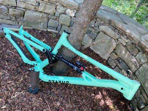 NEW 2021 Specialized Status 140mm MTB Mullett Mountain Bike Frame - S4 Large