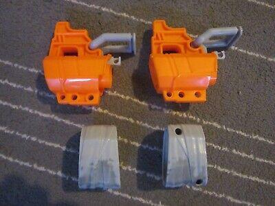 Mod parts off a Nerf Gun Zombie Strike Slingfire Rifle Blaster