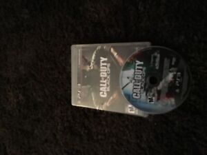 Call of duty black ops 1, PS3