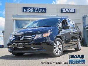 2014 Honda Odyssey EX-L  with DVD  Rear Seat Entertainment