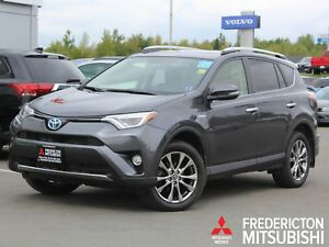 2016 Toyota RAV4 Hybrid Limited AWD | HEATED SEATS | NAV | BA...
