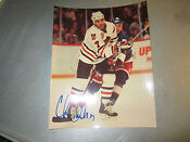 Chicago Blackhawks Autographed Photos