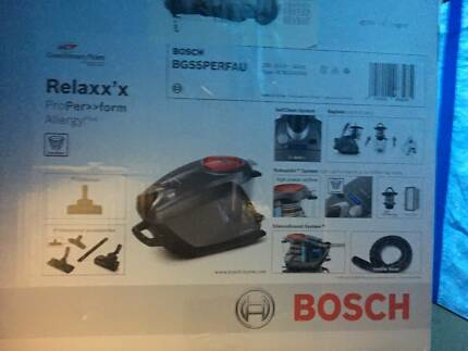 BRAND NEW Bosch Vacum RELAXX Pro PerForm (Top of the range)