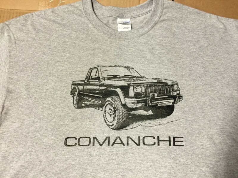 show accessories parts for Jeep Comanche