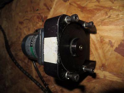 Oriental Motor 2ik6rgn-aul Speed Control Motor W 2gn18ka Gearhead