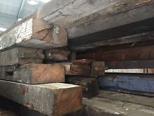 Oregon and Hardwood Timber Beams price from $50 per lineal m Croydon Burwood Area Preview