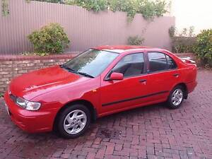 2000 Nissan Pulsar Sedan Felixstow Norwood Area Preview