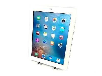 Apple iPad 3rd Gen 16GB, Wi-Fi, 9.7in, A1416, White (Tablet Only) - B Grade