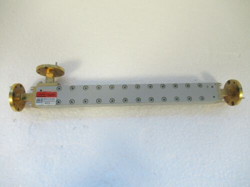 Hughes 45322H-1120 WR22 Directional coupler