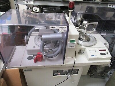 Rigaku Dual Operator X-ray Diffractometer Single Crystal As Pictured Lab