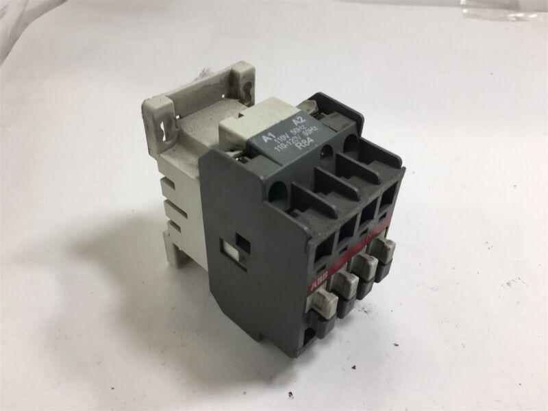 ABB N40E 600 VOLT CONTROL RELAY 110-120 VOLT COIL