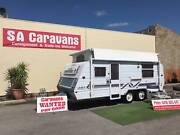 2000 Jayco Westport 17' Pop Top with Air Cond. Hampstead Gardens Port Adelaide Area Preview