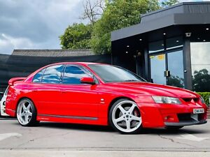 2004 Holden Special Vehicles Clubsport Y Series 2 R8 Sedan 4dr Auto 4sp 5.7i Auburn Auburn Area Preview