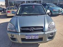2005 Hyundai Tucson City Elite Wagon AWD Tow Bar (Drives Well) Pearsall Wanneroo Area Preview