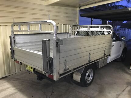 Single cab tray Heckenberg Liverpool Area Preview