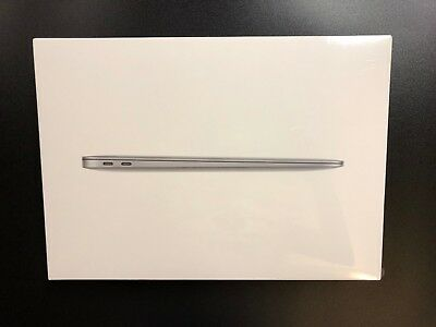 "New 2018 Apple MacBook Air 13.3"" 1.6GHZ 128GB SSD Silver MREA2LL/A LATEST MODEL"