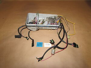 Sea Doo 1995 XP800 Front Electrical Box Grey Electric Wiring XP 800 787