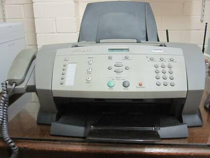 Printer, Scanner And Fax