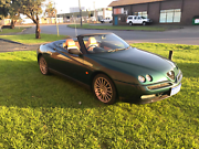 Alfa romeo spider 1998 101000km excelent condition Guildford Swan Area Preview