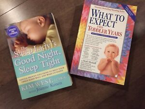 Toddler/Sleep Training Books